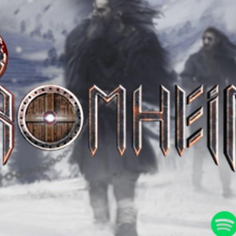 KROMHEIM's EP - Reviewed By Ody Metal!