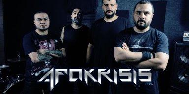 APOKRISIS confirmado no 1º festival O Subsolo Online Edition!