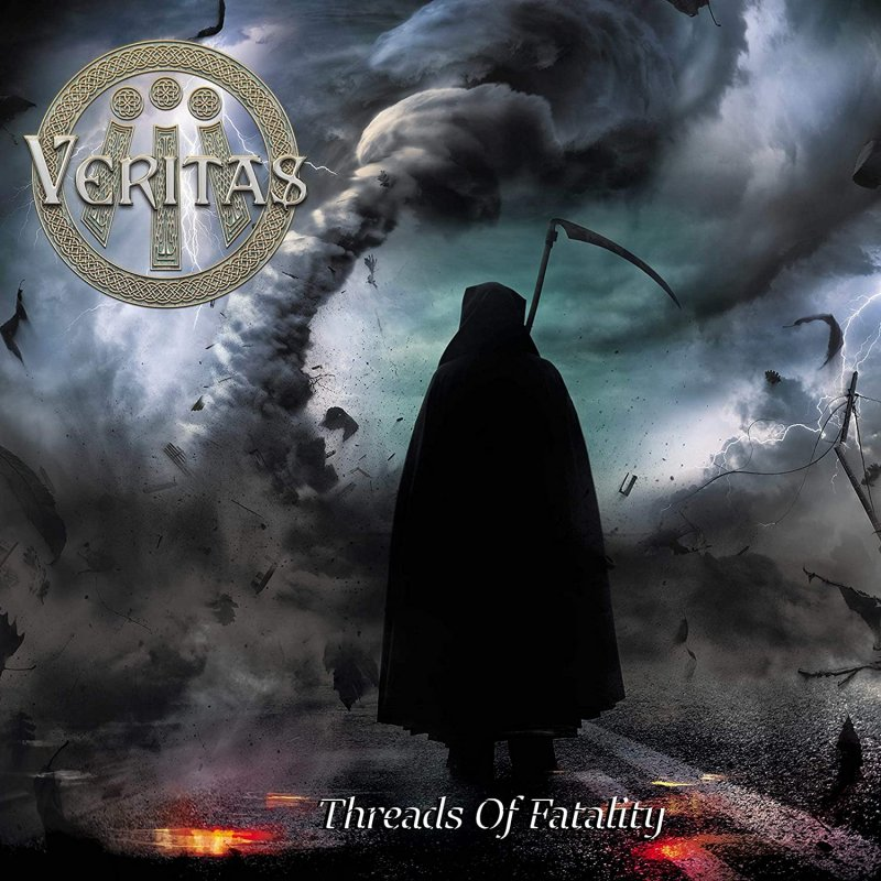 Veritas - Threads of Fatality - Reviewed By Metal Temple!
