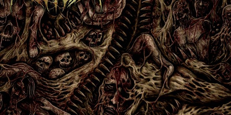 Focal Dystonia - brutal death metal group with an international cast of vocalists - unleash debut, Descending (in)Human Flesh on Comatose Music!