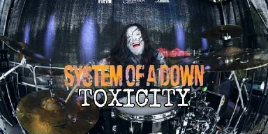 """WELICORUSS' Drummer Covers SYSTEM OF A DOWN's """"Toxicity""""!"""