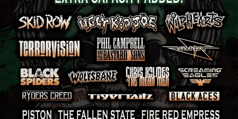 HRH Unveil More Bands for Rescheduled Hard Rock Hell XIV
