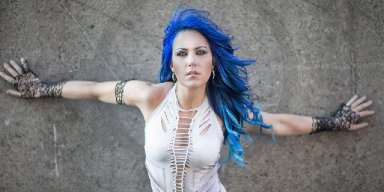 ALISSA WHITE-GLUZ's Solo Debut Will Feature Lots Of Jeff Loomis!