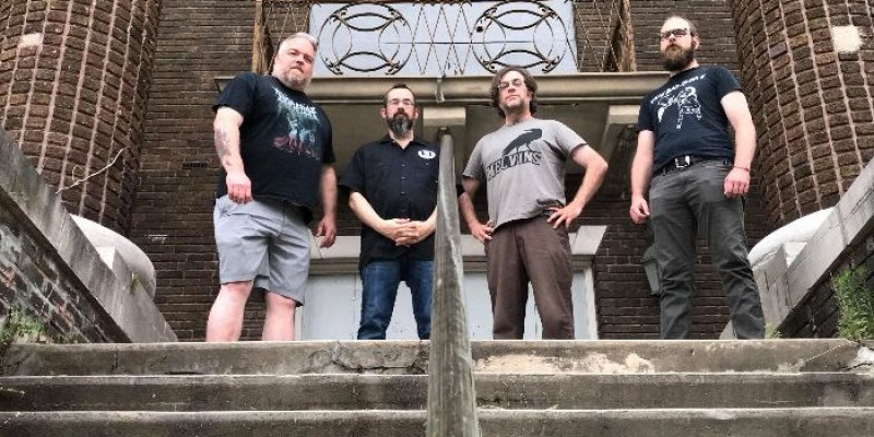 """Gravehuffer release """"Ghost Dance"""" video at Metal Injection"""