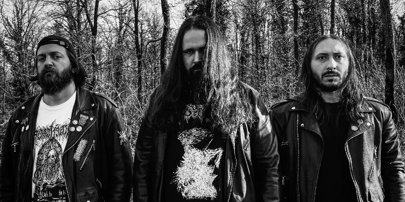 Turkey's ENGULFED set release date for new ME SACO UN OJO / DARK DESCENT debut mini-album, reveal first track - features members of HYPERDONTIA+++