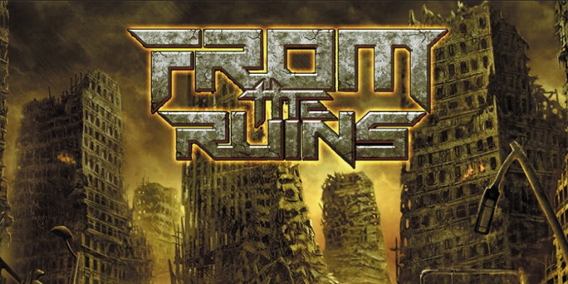 From The Ruins - Streaming On Metal Zone At Oxygene Radio