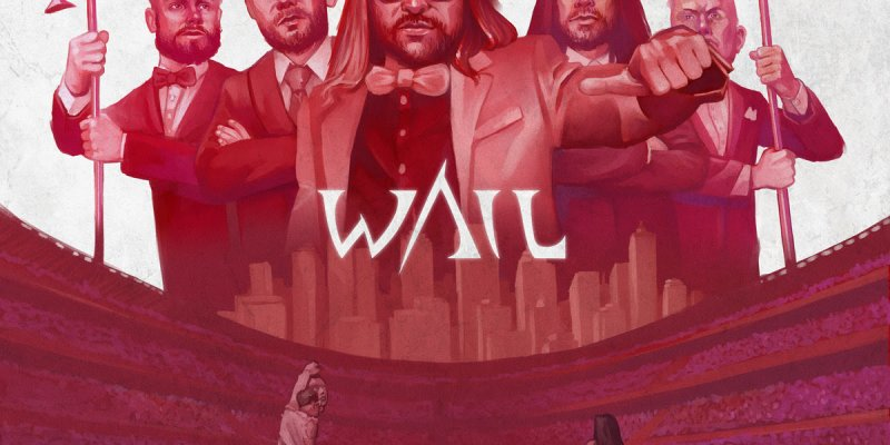 Wail (Norway) - Civilization Maximus - Featured In Michael's Music Blog!