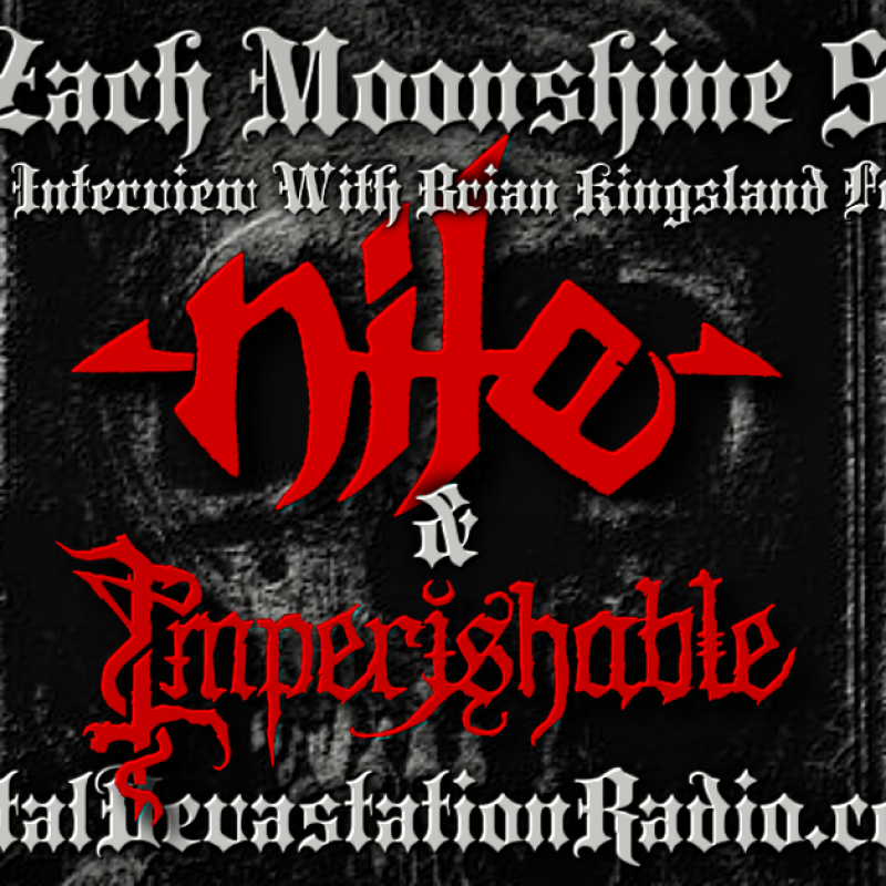 Nile - Interview & The Zach Moonshine Show Featured At Metal Shock Finland!