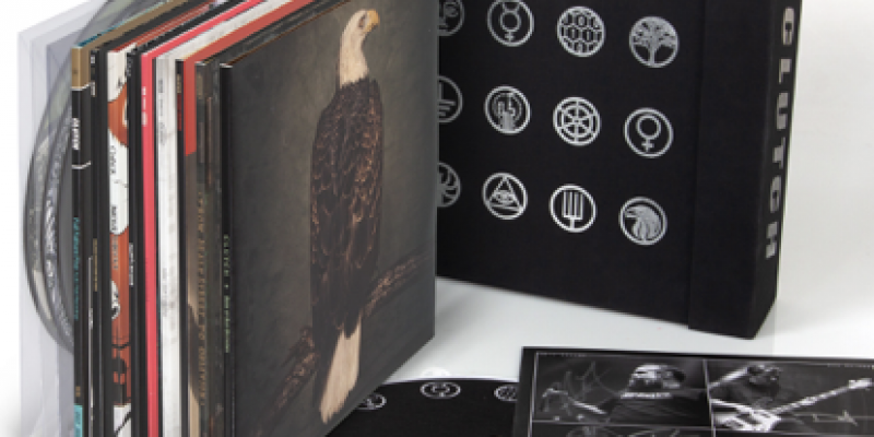 """CLUTCH'S LP BOX SET """"THE OBELISK"""" IS FINALLY HERE"""