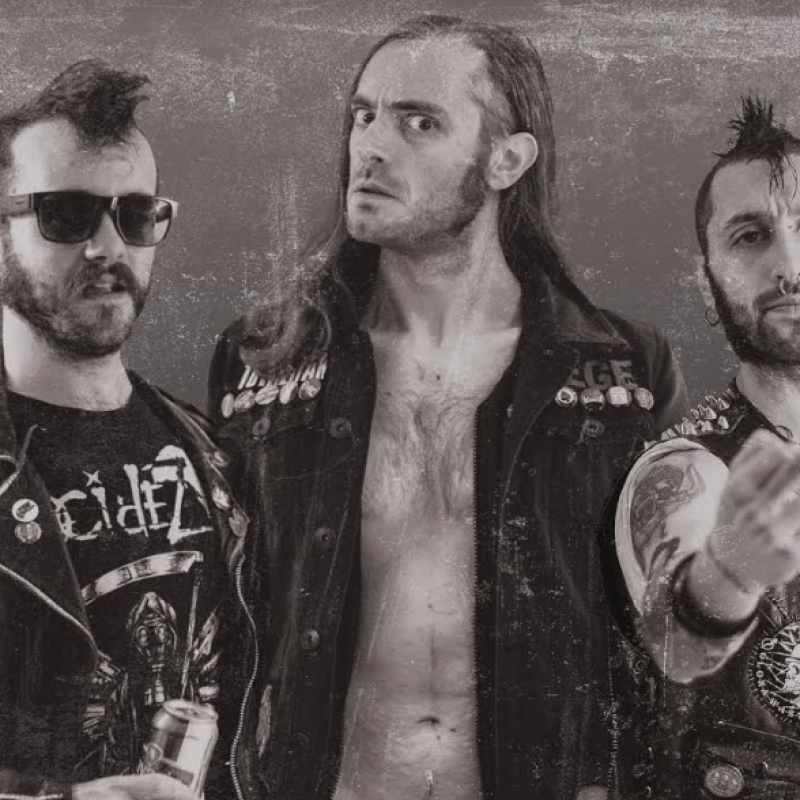 OVERCHARGE Back with a Special Edition of Metalpunx