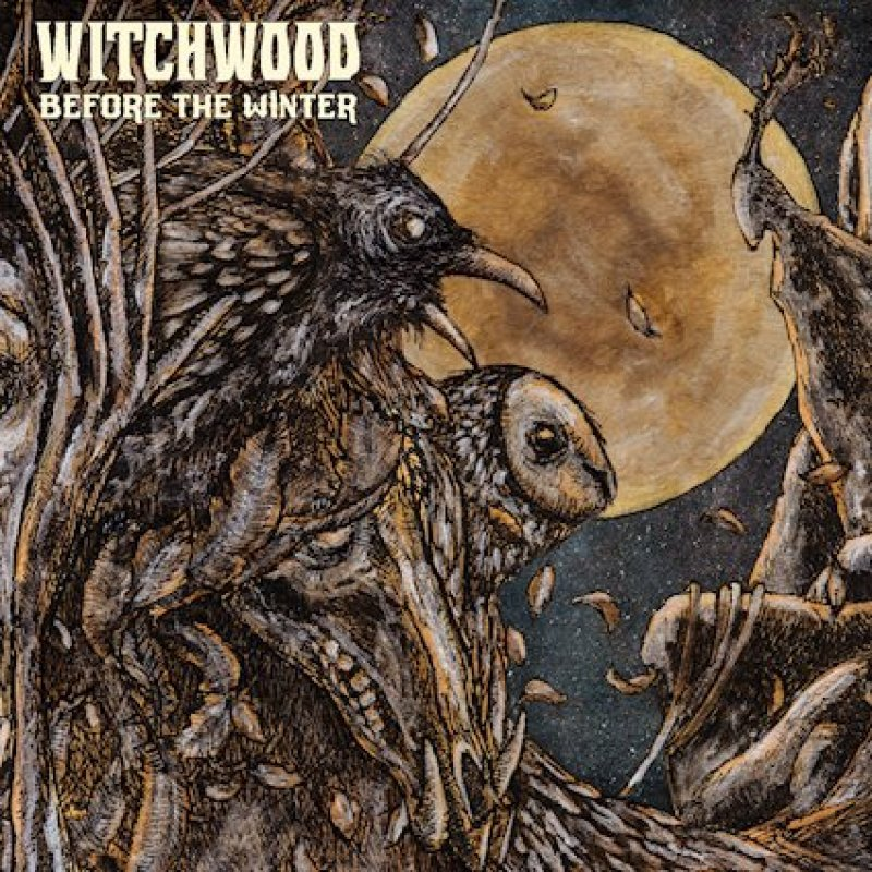 New Music; Witchwood - Before the Winter - Jolly Roger Release: 20 November 2020
