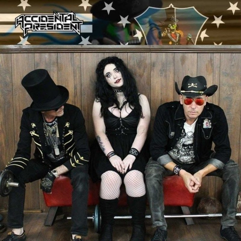 "Accidental President - ""Accidental President"" Reviewed By World Of Metal!"