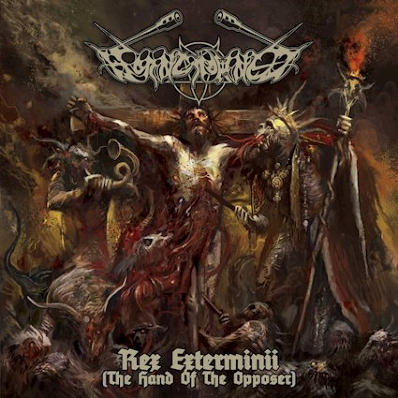New Music: Horncrowned - Rex Exterminii (The Hand of the Opposer) Ketzer Release: 20 November 2020