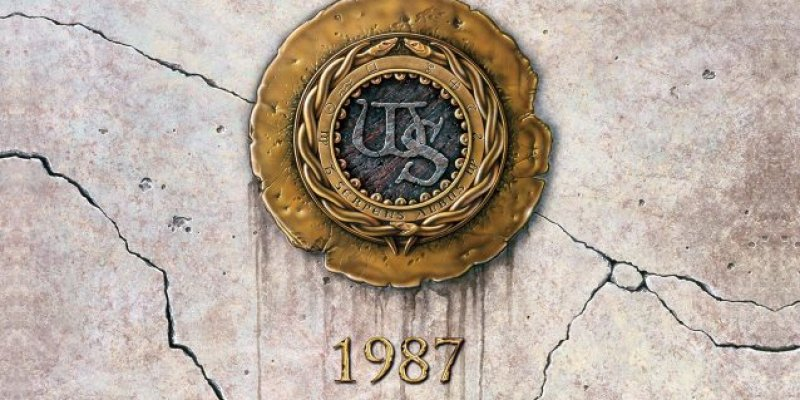 WHITESNAKE 30th-Anniversary Reissue Of Self-Titled Album