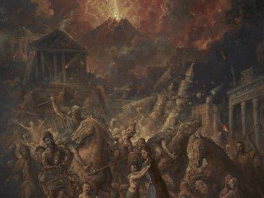 """DARK QUARTERER Streaming New Song: """"Vesuvius"""""""