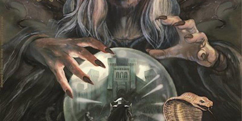 New Music: MONGREL'S CROSS Arcana, Scrying and Revelation (CD, LP) Hells Headbangers Release: 27 November 2020