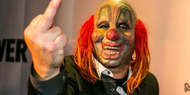 SLIPKNOT'S 'CLOWN' ON TRUMP'S WALL: 'THERE WILL NEVER BE A WALL IN ROCK AND ROLL'