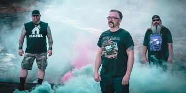 """DAYGLO MOURNING RELEASE """"DEAD STAR"""""""