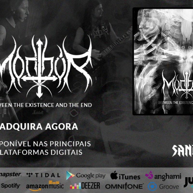 Morthur: New álbum out!