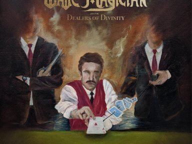 WHITE MAGICIAN Streaming Title Track from Upcoming Album 'Dealers of Divinity'