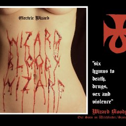 ELECTRIC WIZARD New Album Wizard Bloody Wizard