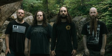 "Cosmic Anguish Abounds As ANCIENT THRONES Release Concept Album ""The Veil""; Full Stream via Decibel"