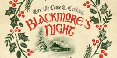 BLACKMORE'S NIGHT RELEASE BRAND NEW HOLIDAY SONG & VIDEO 'HERE WE COME A-CAROLING'