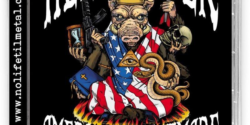HELLBENDER - American Nightmare - Reviewed By ODYMETAL