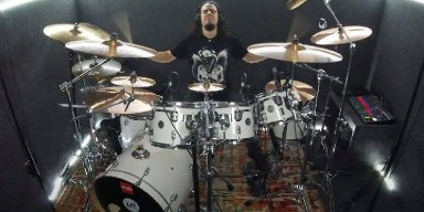 RAGE IN MY EYES Drummer Francis Cassol Covers AMON AMARTH's 'Fafner's Gold'!