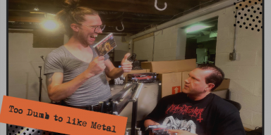 Too Dumb to like Metal HELLCAST Episode