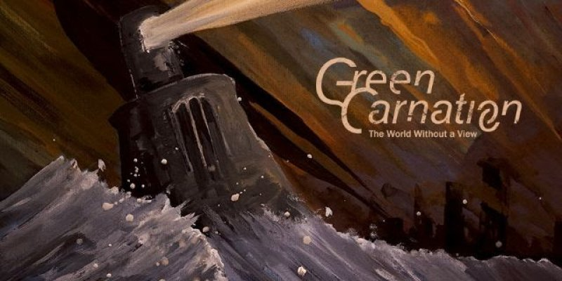"""Green Carnation Shares Brand New Single, """"The World Without a View"""""""