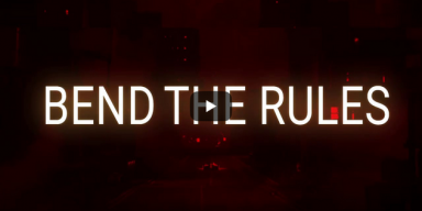 "Smash Into Pieces - New lyric video for ""Bend the rules"" out now!"