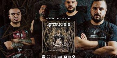 """APOKRISIS lança o tão aguardado álbum de estreia """"Misanthropy""""!"""