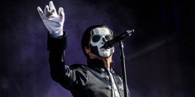 GHOST's New Album Is On Track For An April 2018