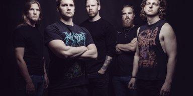 Finnish death metal band Omnivortex has released their debut album