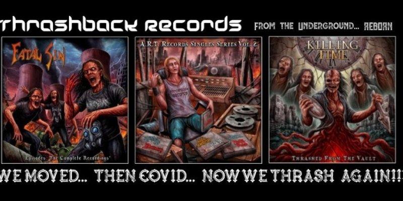 ThrashBack Records Black Friday - Cyber Monday Sale