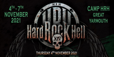 HARD ROCK HELL XIV (2021) DAY SPLITS AND EXTRA ACCOMMODATION!