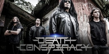 DEATH CONSPIRACY lança 'playthrough' de bateria para single de estreia!