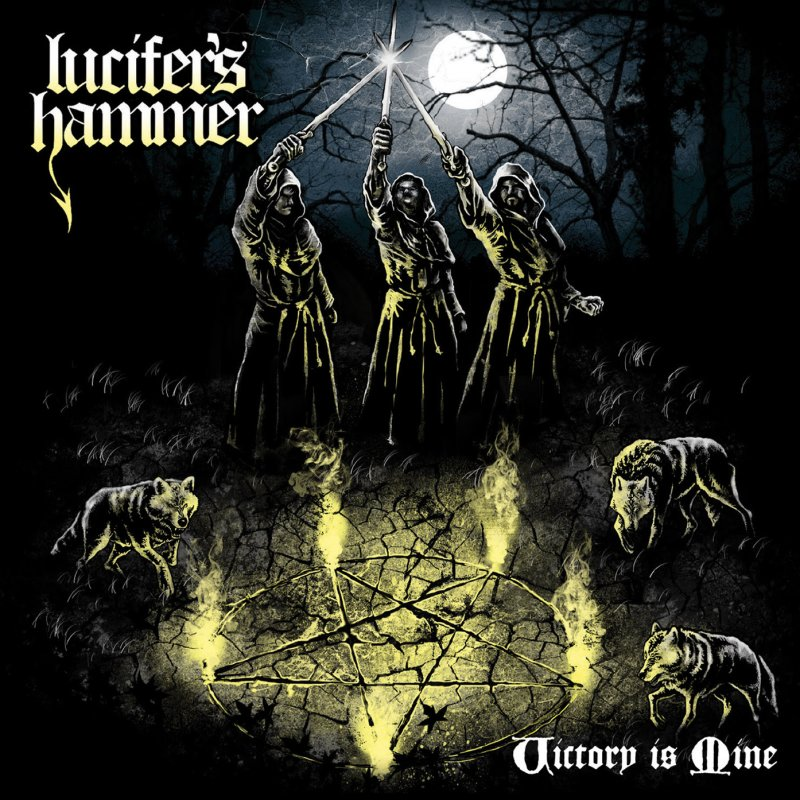 LUCIFER'S HAMMER set release date for new SHADOW KINGDOM EP, reveal first track