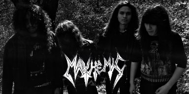 Mayhemic: Chile's Blackened Thrashers Release 7 Vinyl Mortuary of Skeletons on Awakening Records