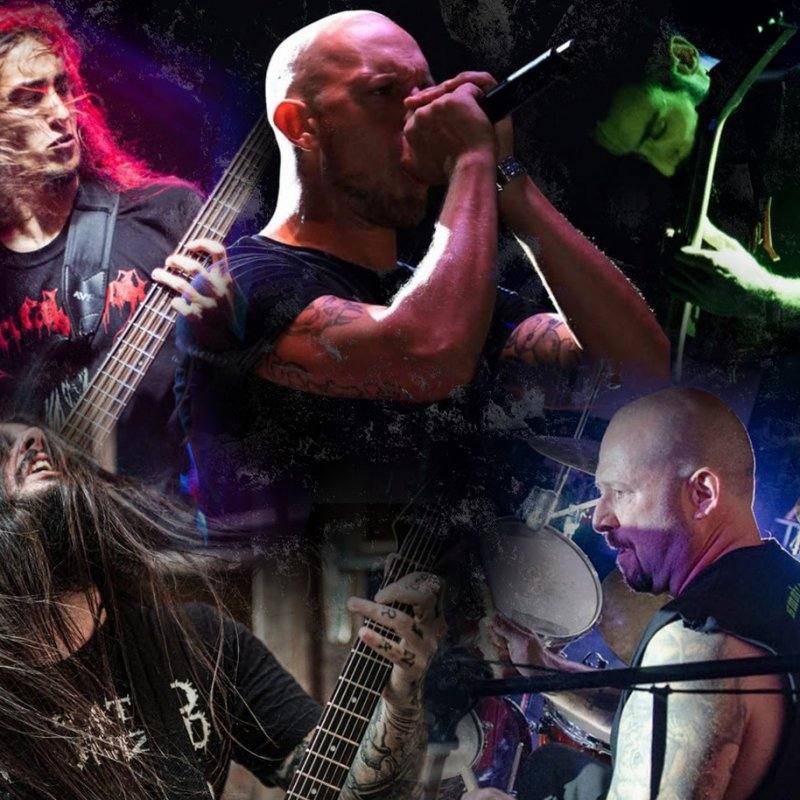 NervoChaos in a special online show at the 'International Víboral Rock Festival'