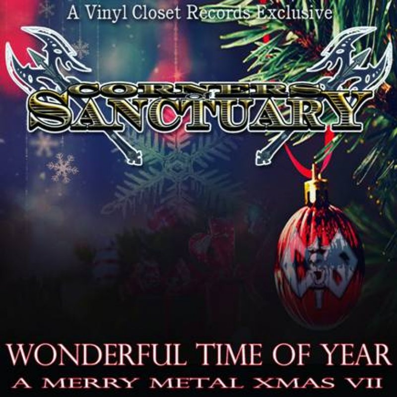 """Corners of Sanctuary (US Metal) Release New Holiday Single, """"Wonderful Time of Year"""""""