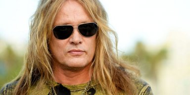 SEBASTIAN BACH Says 'It's Pretty Obvious That A Plane Didn't Crash Into The Pentagon' On 9/11