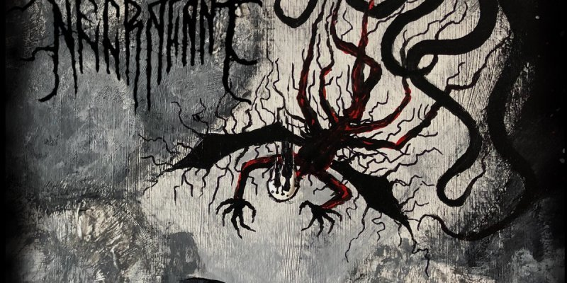 """Necralant  """"Self Titled"""" - Reviewed By Full Metal Mayhem"""