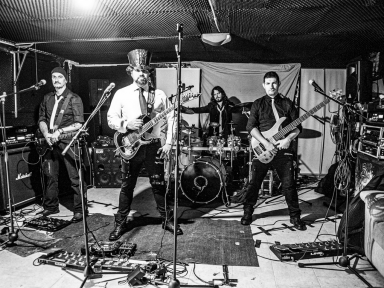 Sick Society Is Band Of The Month December 2020 On MDR!