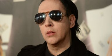MARILYN MANSON TALKS PILATES, JOHNNY DEPP, AND TRENT REZNOR WITH HOWARD STERN