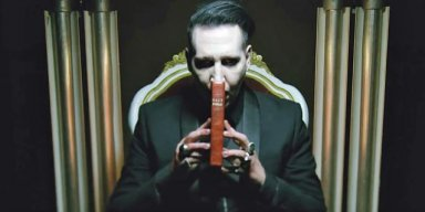New MARILYN MANSON Song 'Kill4me'