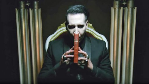 new marilyn manson song 39 kill4me 39 the beast metal devastation radio. Black Bedroom Furniture Sets. Home Design Ideas