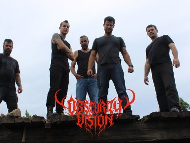 "Obscurity Vision: Listen now to the song ""I Can See""!"