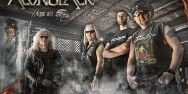 AEONBLACK: new album on Black Sunset!